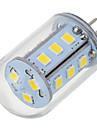 5W Luminarias de LED  Duplo-Pin T 18 SMD 2835 200-300 lm Branco Quente Branco Frio V 1 pc