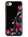 Case For Apple iPhone7 7 Plus  Flower Animal Pattern Hard PC  For iPhone 6s Plus 6 Plus 6s 6
