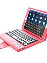 제품 케이스 커버 스탠드 키보드 플립 풀 바디 케이스 한 색상 하드 인조 가죽 용 Apple iPad Mini 4 iPad Mini 3/2/1