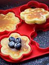 1 Peca Ferramentas de Cookie Para utensilios de cozinha para ovos Silicone Ecologico Ferramenta baking