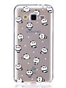 Кейс для samsung galaxy j7 v j5 премьер чехол покрытие panda рисунок высокий проникновение tpu материал царапина phone кейс для samsung