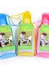 Gato Cachorro Tigelas e Bebedouros Animais de Estimacao Tigelas e alimentacao de animais Portatil Amarelo Azul Rosa claro