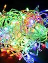 natal luzes 30m / 200leds LED 220v cadeia para o feriado / festa de casamento / / nova decoracao casa no ano frete gratis UE