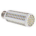 7W E26/E27 LED Mais-Birnen T 171 SMD 3528 430 lm Warmes Weiß AC 85-265 V