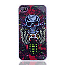 Bloody Skull Printing Back Case for iPhone 4/4S