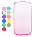 Diamante Pattern Hard Case for Samsung Galaxy S3 I9300 (Assorted Colors)