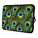 "Peacock Feather 7"" 10"" Protective Sleeve Case for P3100/P6800/P5100/N8000"