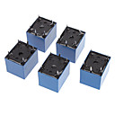 5Pcs Mini Power Relay 12V DC SRD-12VDC-SL-C PCB Type