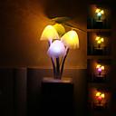 Mushroom Shaped Colorful LED Night Light