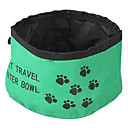 Travel Folding Bowl for Pets Dogs(Random Color)