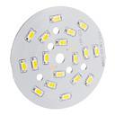 9W 850LM 3500K 18x5630SMD Warm White Light LED Source Module (DC 29-32V)