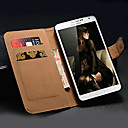 Wallet Stand Genuine Leather Case with Card Holder for Samsung Galaxy Note 3 N9000