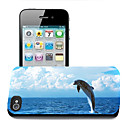 Dolphins Pattern 3D Effect Case for iPhone5