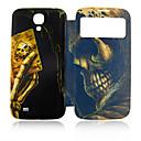 Poker Skull Plastic Full Body Case for Samsung Galaxy S4 I9500