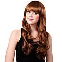 Монолитным долго синтетических Golden вьющимися волосами парик полный взрыв
