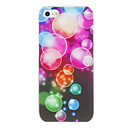 Dreamy Colorful Bubbles Pattern PC Hard Case for iPhone 5/5S
