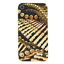 Multiply Bullet Pattern Matte Designed PC Hard Case for iPhone 4/4S