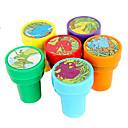 Динозавр Pattern игрушки Комплект прокладок (6 шт)