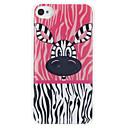 Zebra План главы Футляр эпоксидной для iPhone 4 / 4S