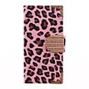 Леопардовый Кожа PU Полный чехол орган для iPhone 5C (разных цветов)