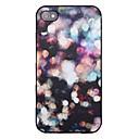 Специальный дизайн красочные шаблон Назад Чехол для iPhone 4 / 4S