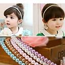 Children Pearl Hair Bands Headbands
