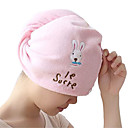 Pink Cartoon Quick Dry Hat
