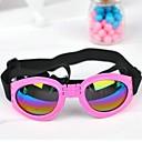 Dog Sunglasses Red / Black / White / Pink / Yellow Spring/Fall Waterproof