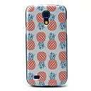 Pineapple Pattern Hard Back Cover Case for Samsung Galaxy S4 Mini I9190