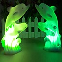 Coway Double Dolphin Colorful LED  Night Light