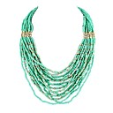 Strands Necklaces Alloy Wedding / Party / Daily / Casual Jewelry