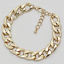 Golden / Silver Chain Necklaces Alloy Party / Daily / Casual Jewelry