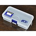JCB13E Triple-Layer Приманка Box снасти Box (13.87.73.3cm)