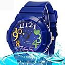 Детская Аналоговый водонепроницаемые спортивные наручные часы