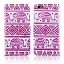 Розовый слон шаблон PU кожаный чехол для всего тела с карт памяти для iPhone 6 Plus