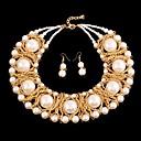 Европейская мода Алмазная керамика себе ожерелья