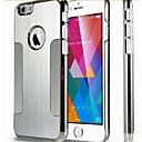 Гальваника Металл для волочения проволоки Отверстие небольших клинка следующие случаи для iPhone 6 Plus (разных цветов)