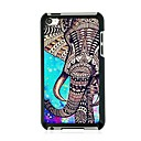 Футляр Аннотация Кожа Vein Pattern Elephant для Ipod Touch 4