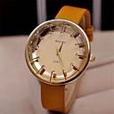 Женская алмазных подвеска кожа Часы Циркуляр высококачественной японской Движение Часы (разных цветов)