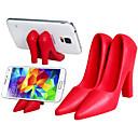 Туфли на высоком каблуке Дизайн силикона мобильного телефона Tablet PC держатель (разных цветов)