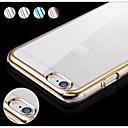 Big D металлизированные задняя крышка для iPhone 6 Plus (ассорти цветов)