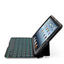 Фолио чехол с Bluetooth клавиатура с подсветкой для Ipad мини 1/2/3
