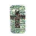 Религиоведение: Христианство Word Art Крест шаблон 0,6 мм Ультра-тонкий чехол для Samsung Galaxy Young 2 G130H