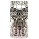 Слон шаблон ТПУ Мягкий чехол для Samsung Galaxy A3 / A3000