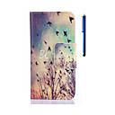 4.5-дюймовый Flying Bird шаблон PU кожаный чехол бумажник и ручка для Ascend Y550 Huawei