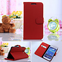 Litchi Pattern PU Leather Full Body Cases Phone Protective Shell  with Stand for Samsung Galaxy Grand 2 G7106
