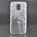 Листья шаблон PC Материал телефон чехол для Galaxy S5mini / S6 / S6 / S6 края края