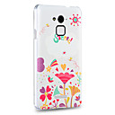 3D Relief Graphic Pattern Fashion PC Material Back Cover for Other
