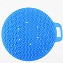 Gute Qualität / Kreative Küche Gadget / Beste Qualität Increased Thickening Paragraph Skid Silicone Mat Doily Bowls Mat Insulation Pad