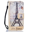 Eiffel Tower PU Leather Wallet for iPhone 7 7 Plus 6s 6 Plus SE 5s 5